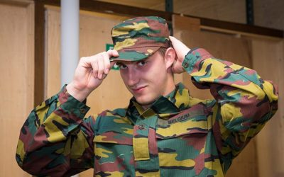 16 oktober 2018: Inlijving van het Departement Militaire Vorming (DMV)