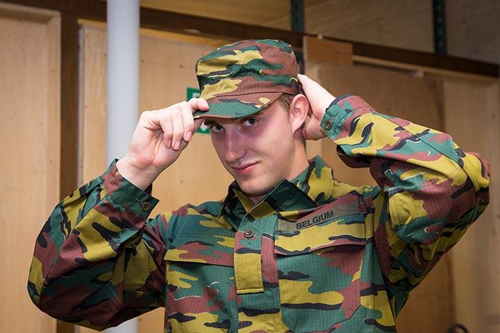 15 octobre 2018 : Incorporation du Département Formation Militaire (DFM)