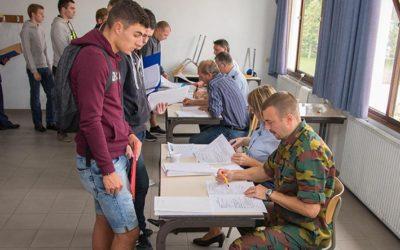 13 augustus 2018: inlijving van het Departement Technische Vorming (DTV)