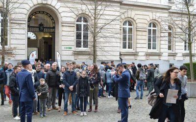 24 mars 2019 : Portes ouvertes – Open Campus Day (OCD) ERM (Bruxelles)