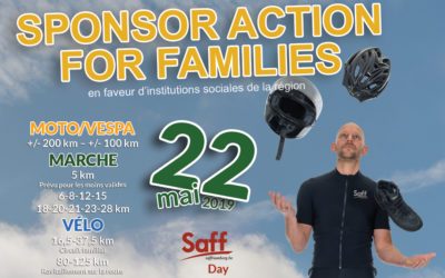 22 mai 2019 : Saff Day – Sponsor Action For Families