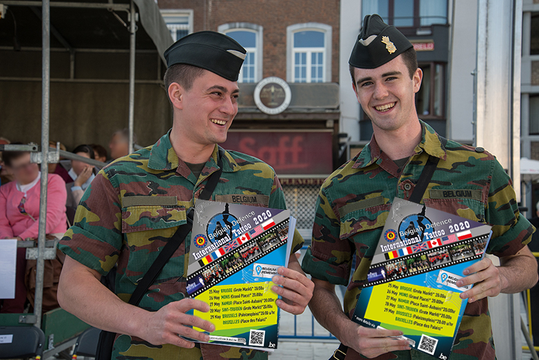 Tattoo International Militaire le jeudi 28 mai 2020